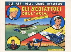 Copertina CINO E FRANCO 1/33 1946 SFUSI n. - CINO E FRANCO 1/33 1946 SFUSI, CAPRIOTTI