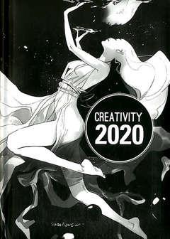 Copertina AGENDA CREATIVITY 2020 n.1 - Bianco/Nero, CARACAL PUBLISHING
