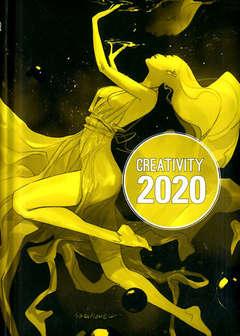 Copertina AGENDA CREATIVITY 2020 n.2 - Giallo/Nero, CARACAL PUBLISHING