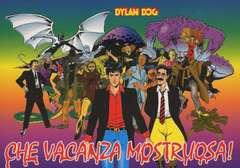 Copertina CARTOLINE DYLAN DOG n.2 - DYLAN DOG VACANZA, CARTOLINE BIGLIETTI POSTER