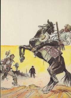 Copertina CARTOLINE IVO MILAZZO n.3 - HORSE, CARTOLINE BIGLIETTI POSTER