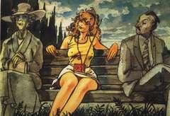 Copertina CARTOLINE MANARA n.2 - MANARA MUSICA, CARTOLINE BIGLIETTI POSTER