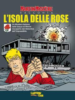 Copertina ALBI A FUMETTI DI RIMINICOMIX n.10 - L'ISOLA DELLE ROSE, CARTOON CLUB