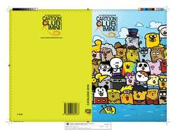 Copertina CARTOON CLUB n.19 - CATALOGO 2018, CARTOON CLUB