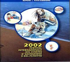 Copertina CARTOON CLUB n.3 - CATALOGO 2002, CARTOON CLUB