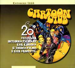 Copertina CARTOON CLUB n.5 - CATALOGO 2004, CARTOON CLUB