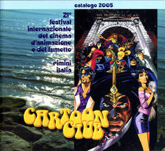 Copertina CARTOON CLUB n.6 - CATALOGO 2005, CARTOON CLUB