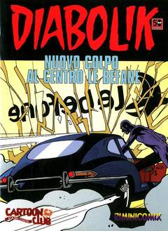 Copertina CARTOON CLUB PACK n.7 - DIABOLIKO PACK, CARTOON CLUB