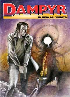 Copertina DAMPYR Albo Spec. Riminicomix n.4 - 2015 - IN RIVA ALL'IGNOTO, CARTOON CLUB
