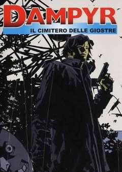 Copertina DAMPYR Spec. Riminicomix Rist. n.2 - 2011 - IL CIMITERO DELLE GIOSTRE, CARTOON CLUB