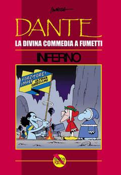 Copertina DIVINA COMMEDIA A FUMETTI n.1 - INFERNO, CARTOON CLUB