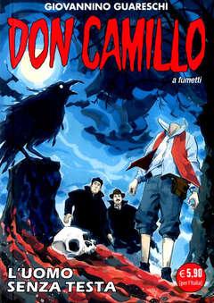 Copertina DON CAMILLO L'UOMO SENZA TESTA n. - DON CAMILLO: L'UOMO SENZA TESTA, CARTOON CLUB