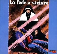 Copertina LA FEDE A STRISCE n. - L'ELEMENTO RELIGIOSO NEL FUMETTO, CARTOON CLUB