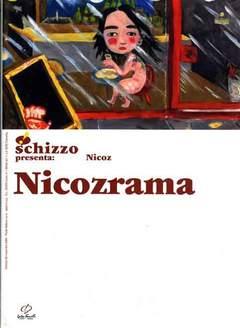 Copertina SCHIZZO PRES. NUOVA SERIE n.5 - NICOZDRAMA, CENTRO FUMETTO ANDREA PAZIENZA