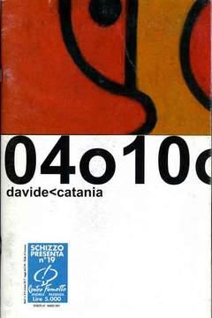 Copertina SCHIZZO PRESENTA n.19 - 04.01.00, CENTRO FUMETTO ANDREA PAZIENZA
