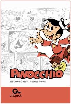 Copertina PINOCCHIO n. - PINOCCHIO, CLIQUOT