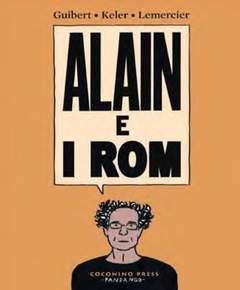 Copertina ALAIN E I ROM n.0 - ALAIN E I ROM, COCONINO PRESS