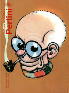 Copertina ANDREA PAZIENZA L'Integrale n.2 - PERTINI, COCONINO PRESS