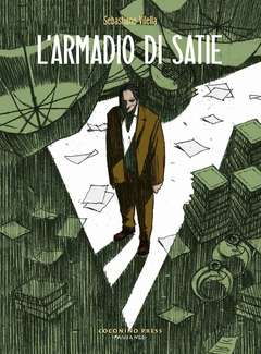 Copertina ARMADIO DI SATIE n. - L'ARMADIO DI SATIE, COCONINO PRESS