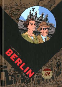 Copertina BERLIN Edizione Integrale n. - BERLIN, COCONINO PRESS