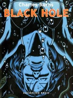 Copertina BLACK HOLE n.3 - BLACK HOLE VOL. 3, COCONINO PRESS