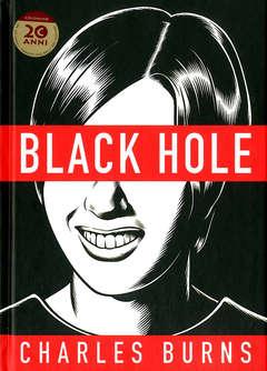 Copertina BLACK HOLE Nuova Edizione n. - BLACK HOLE - Nuova Edizione, COCONINO PRESS