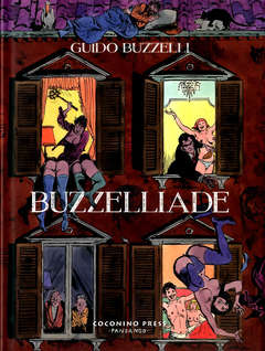 Copertina BUZZELLIADE n. - BUZZELLIADE, COCONINO PRESS