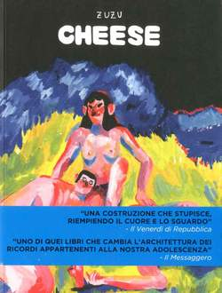 Copertina CHEESE n. - CHEESE, COCONINO PRESS