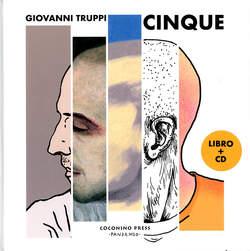 Copertina CINQUE n. - CINQUE, COCONINO PRESS