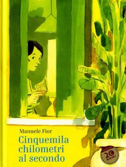 Copertina CINQUEMILA CHILOMETRI...Ried. n. - CINQUEMILA CHILOMETRI AL SECONDO - Riedizione, COCONINO PRESS