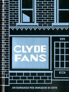 Copertina CLYDE FANS. n. - CLYDE FANS., COCONINO PRESS