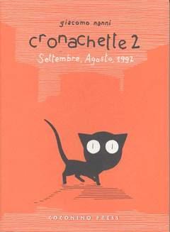 Copertina CRONACHETTE n.2 - CRONACHETTE VOL. 2, COCONINO PRESS