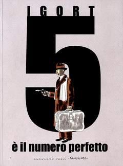 Copertina 5 E' IL NUMERO PERFETTO N. Ed. n. - 5 E' IL NUMERO PERFETTO - Nuova Edizione, COCONINO PRESS