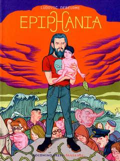 Copertina EPIPHANIA n.1 - EPIPHANIA, COCONINO PRESS