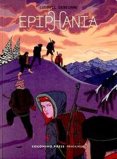 Copertina EPIPHANIA n.2 - EPIPHANIA, COCONINO PRESS