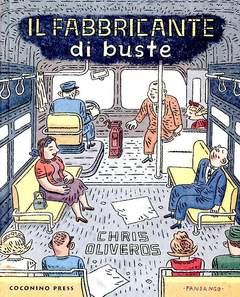 Copertina FABBRICANTE DI BUSTE n. - IL FABBRICANTE DI BUSTE, COCONINO PRESS