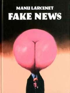 Copertina FAKE NEWS n. - FAKE NEWS, COCONINO PRESS