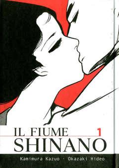 Copertina FIUME SHINANO n.1 - IL FIUME SHINANO, COCONINO PRESS