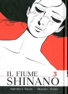 Copertina FIUME SHINANO n.3 - IL FIUME SHINANO, COCONINO PRESS