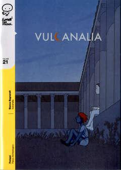 Copertina FUMETTI NEI MUSEI n.21 - VULCANALIA, COCONINO PRESS