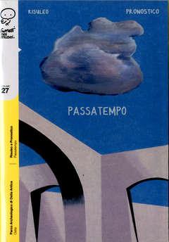 Copertina FUMETTI NEI MUSEI n.27 - PASSATEMPO, COCONINO PRESS