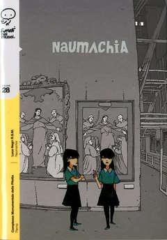 Copertina FUMETTI NEI MUSEI n.28 - NAUMACHIA, COCONINO PRESS