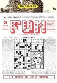 Copertina FUN Edizione Integrale n. - FUN - Edizione Integrale, COCONINO PRESS