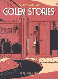 Copertina GOLEM STORIES n.0 - GOLEM STORIES, COCONINO PRESS