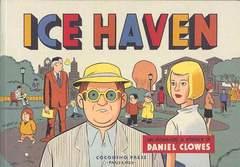 Copertina ICE HAVEN ristampa n.0 - ICE HAVEN - Ristampa, COCONINO PRESS