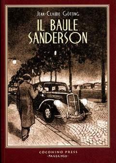 Copertina IL BAULE SANDERSON n. - IL BAULE SANDERSON, COCONINO PRESS