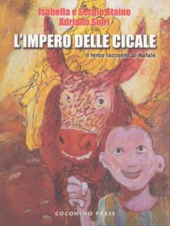 Copertina L'IMPERO DELLE CICALE n. - L'IMPERO DELLE CICALE, COCONINO PRESS