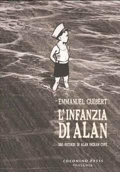 Copertina INFANZIA DI ALAN n.0 - L'INFANZIA DI ALAN, COCONINO PRESS