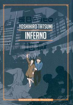 Copertina INFERNO n. - INFERNO, COCONINO PRESS