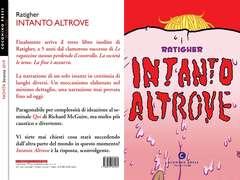 Copertina INTANTO ALTROVE n. - INTANTO ALTROVE, COCONINO PRESS